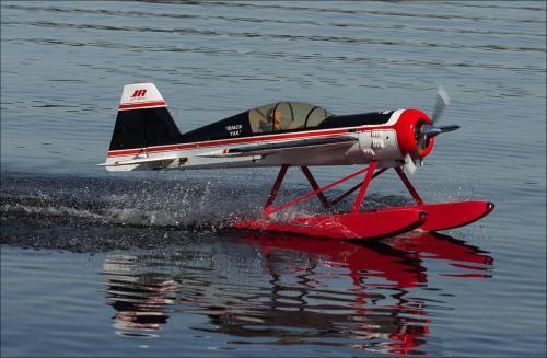 Doc's Quack Yak at lake Isabella