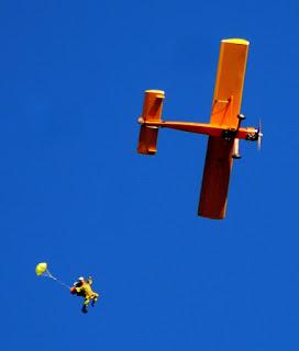 RC Skydiver